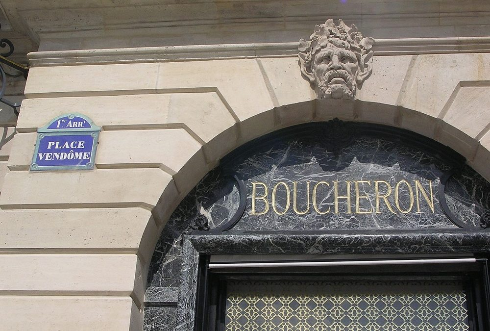 Boucheron Boutique in Paris 8